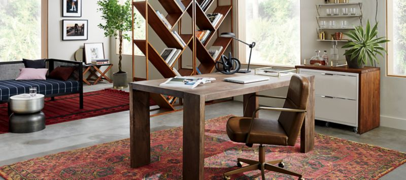 home office furniture and office accessories | cb2 NLNBWYG
