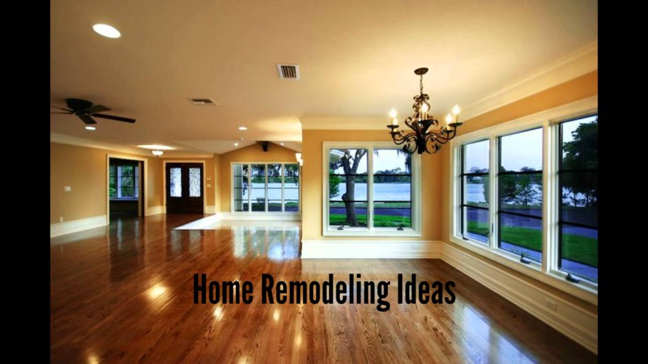 home remodeling ideas - youtube IAALLVH