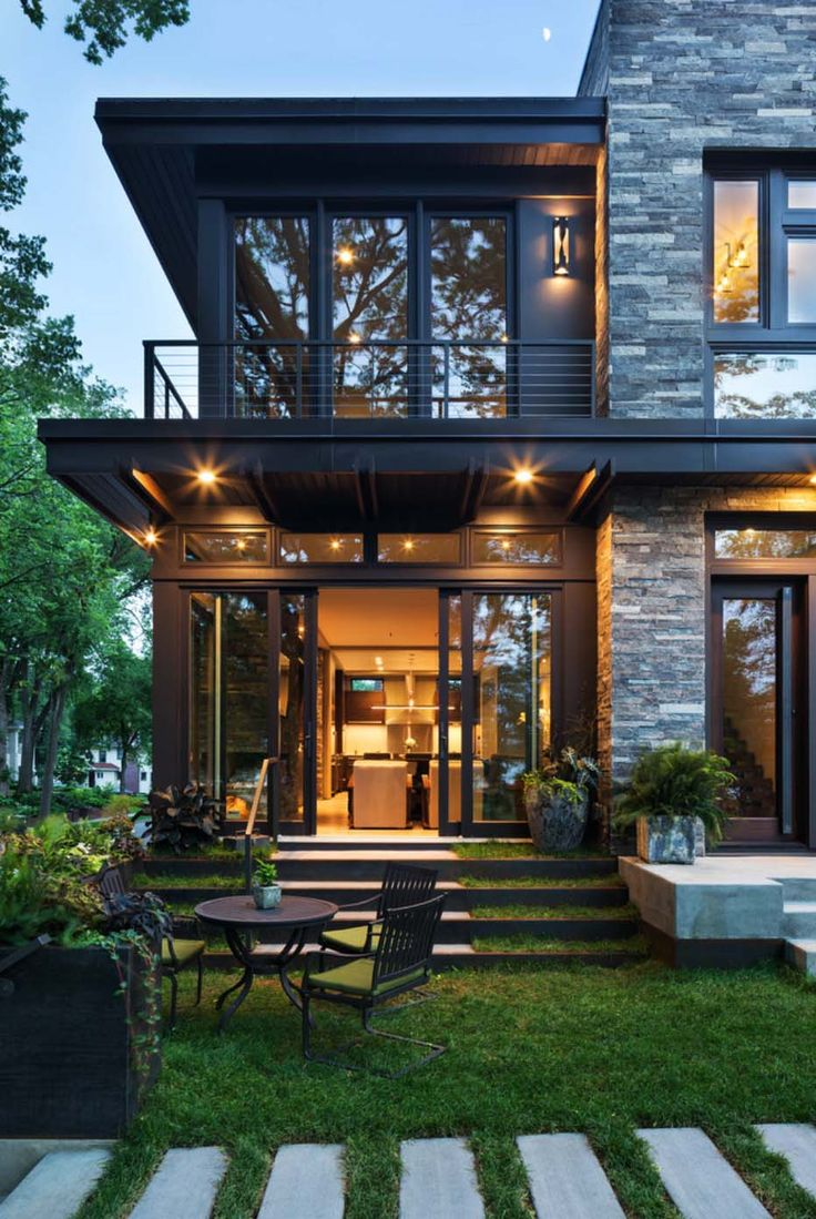 house design ideas idyllic contemporary residence with privileged views of lake calhoun HQCHKSM