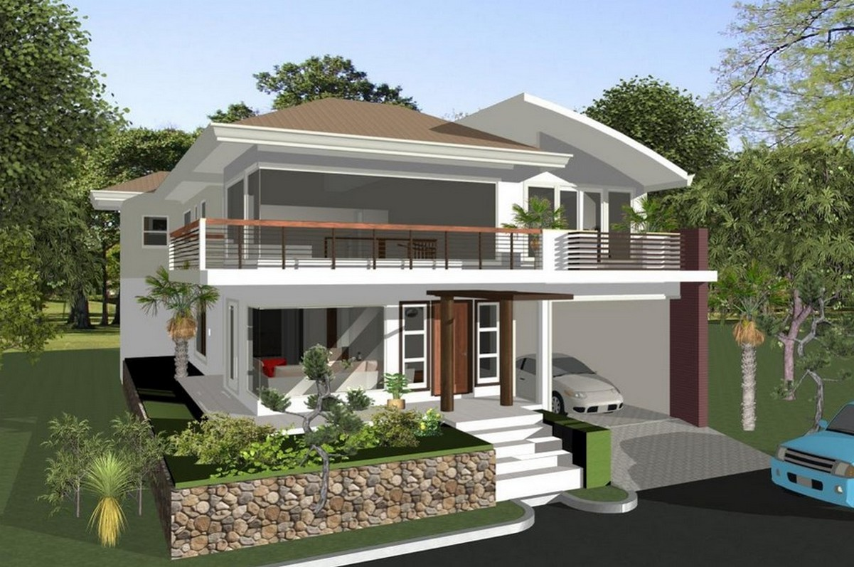 Use open houses for your perfect house design ideas for Perfect design house