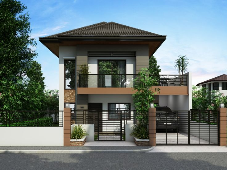 house design ideas two story house plans series : php-2014012 - pinoy house plans JHXDYQV