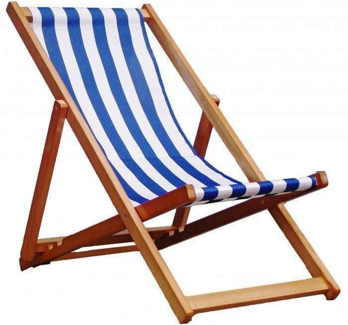 image of: canvas deck chairs foldable YOZAYWT