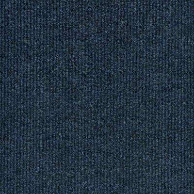 indoor outdoor carpet elevations - color ocean blue texture 6 ft. x your choice length carpet CCOEJUR