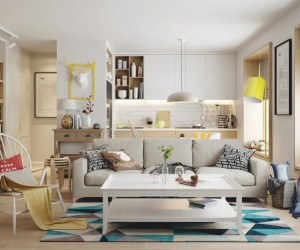 interior decor 10 stunning apartments that show off the beauty of nordic interior design WKHOFAK