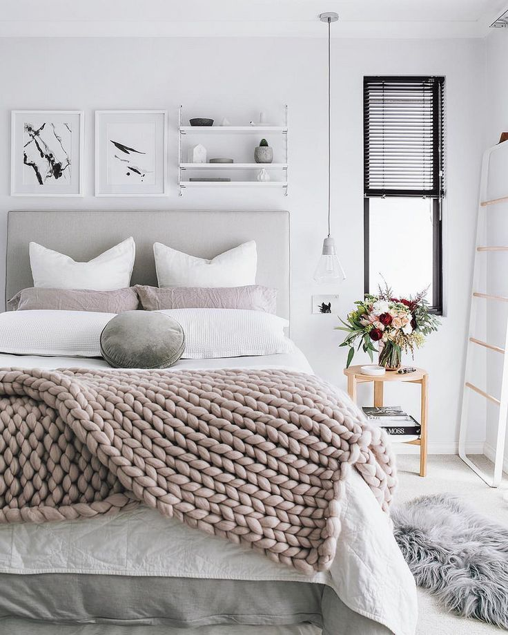interior decor the pinterest-proven formula for the ultimate cozy bedroom YWDQATZ