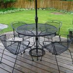 Getting Iron Patio Furniture