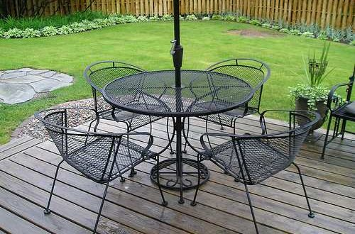 Iron Patio Furniture Marvelous Steel With Sets Wrought Tmcvrgs