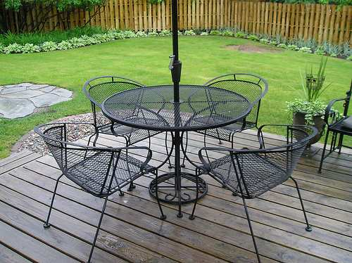 getting iron patio furniture goodworksfurniture