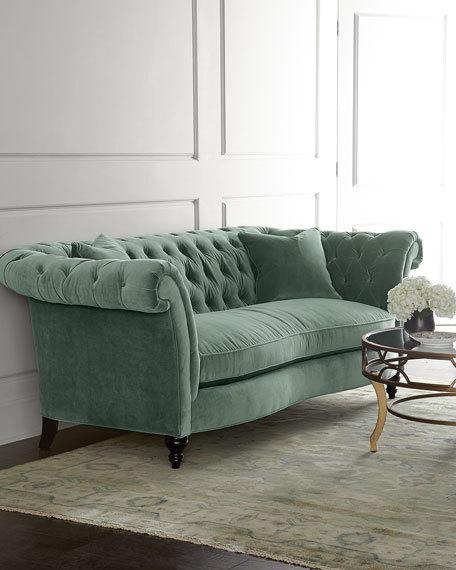 jadelyn tufted sofa FFGXRUK