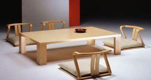 japanese furniture traditional japanese dining room furniture from hara design 3 ZHKCNHG
