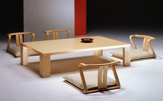 japanese furniture traditional japanese dining room furniture from hara design 3 ZHKCNHG