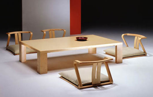 Japanese Furniture – Color, Style and Tradition
