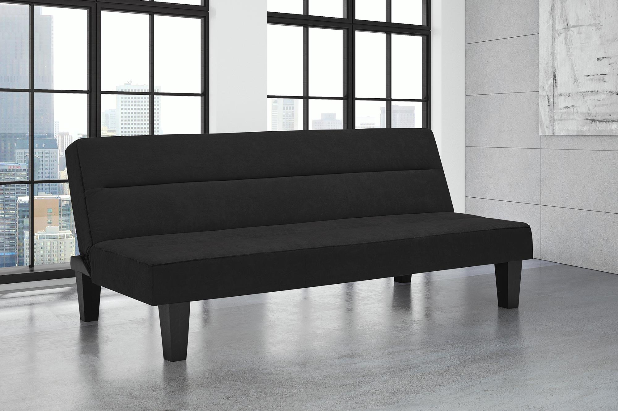 kebo futon sofa bed, multiple colors JAREWVN