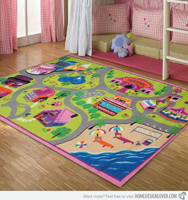 Kids Area Rugs Track Pink Rug Depot Oanaoic