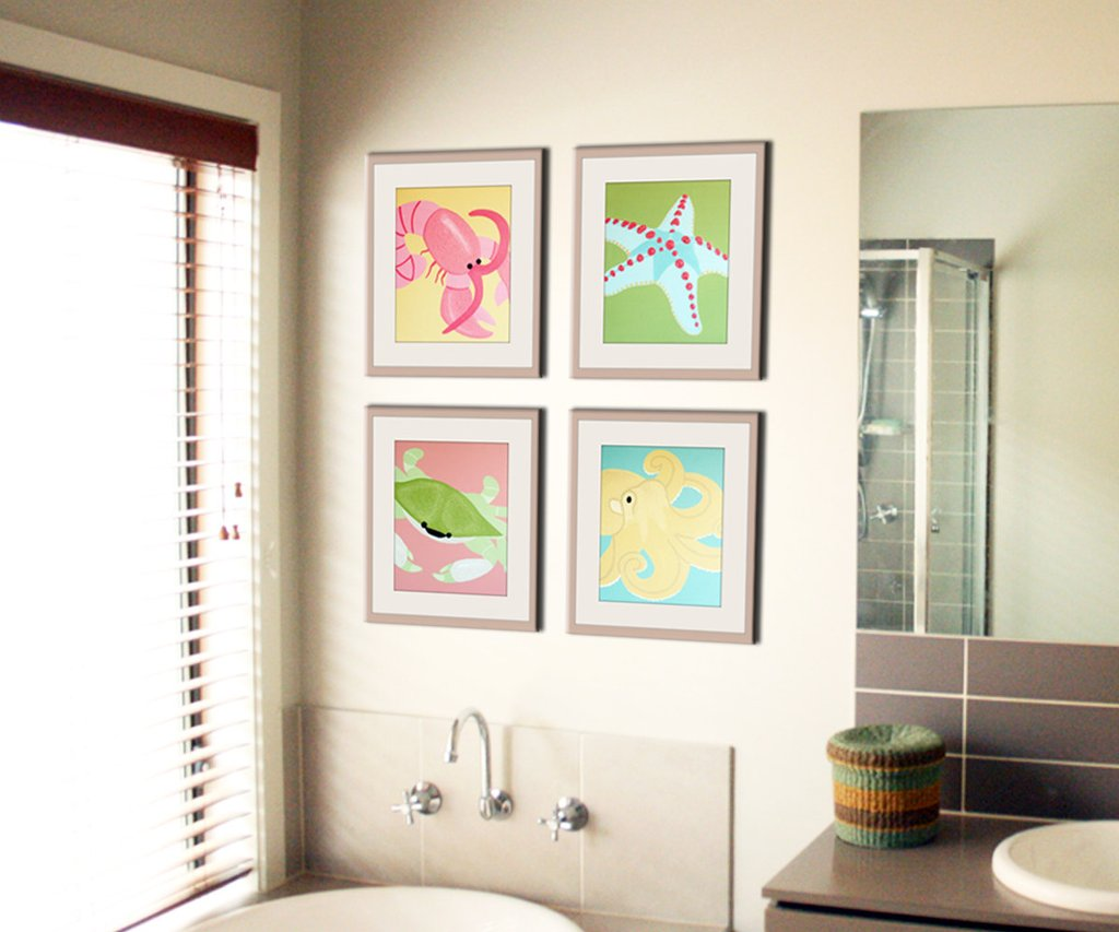 Instill Sweet Memories with Kids Bathroom Ideas