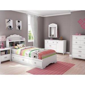 kids bedroom furniture sets tiara twin platform configurable bedroom set JNDNONW