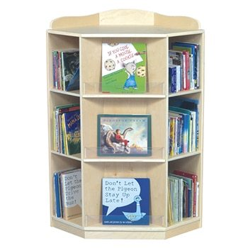 kids bookshelf corner bookshelf JDRPBQP