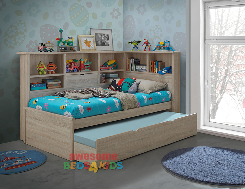 Find Modern Kids Trundle Beds for a More Comfortable Sleep