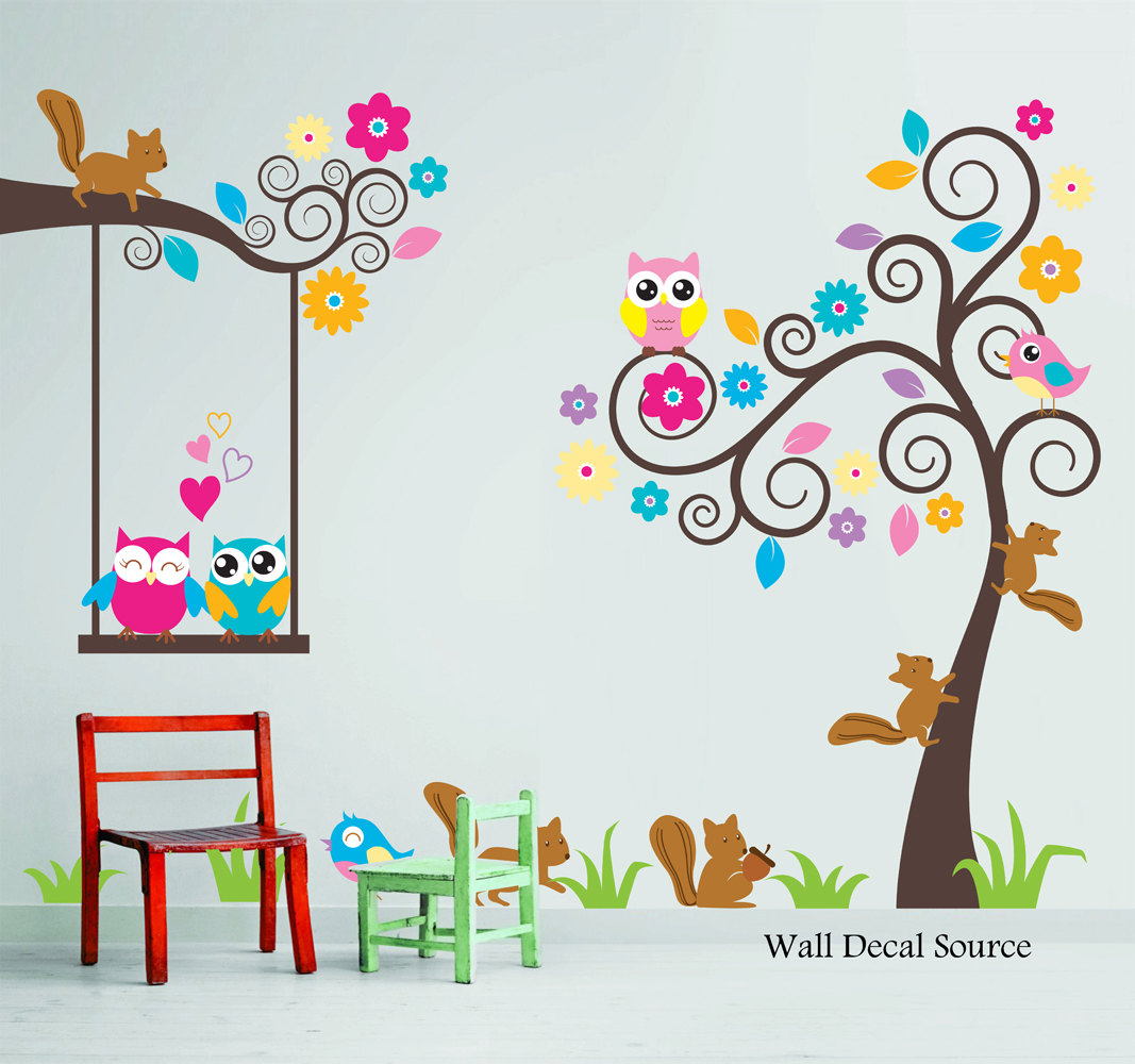 kids wall decals 🔎zoom XJFLJNU
