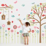 Beautiful kids wall decals for your kid's room