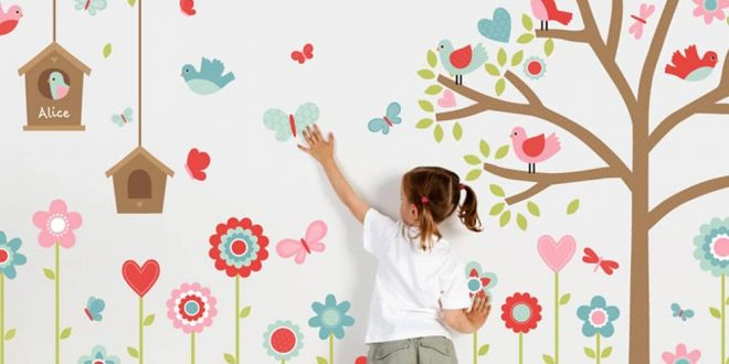kids wall decals wall decals GNTOOIY
