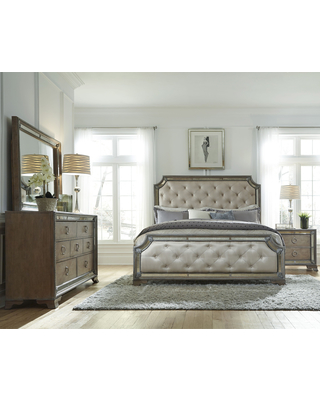 king size bed frames mariah king-size bed frame (king bed), beige QWJXCGY