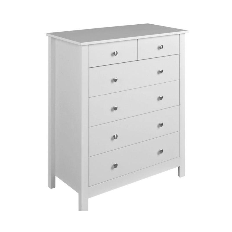kingu0027s lynn 6 drawer chest of drawers NVNRJXB
