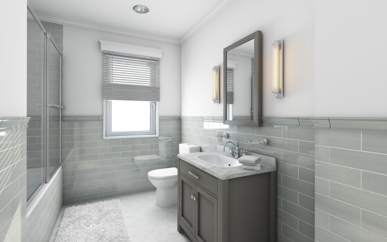 Some Tips For Better Bathroom Renovations Goodworksfurniture Simple Bathroom Renovators