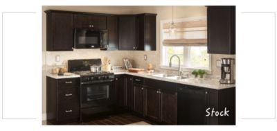 kitchen cabinets get stylish, high-quality cabinets on a tight timeline. our solid wood  stock YSNJFHF