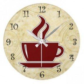 kitchen clocks coffee kitchen wall clocks BSJEOVI