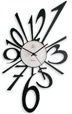 Kitchen Clocks Unique Modern Wall Clock With An Explosive Flair Home Cnlufaq