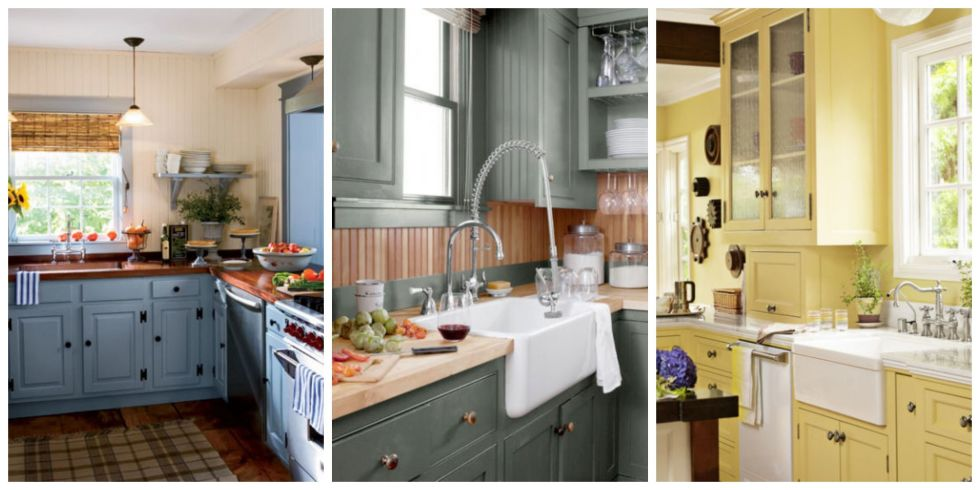 kitchen color schemes 15+ best kitchen color ideas - paint and color schemes for kitchens FGPHBRO
