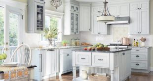 kitchen color schemes color for your kitchen: blue WSXZJIA