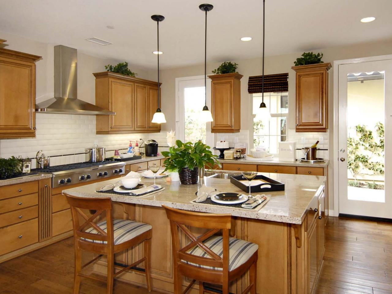 kitchen countertop ideas cheap kitchen countertops: pictures, options u0026 ideas | hgtv ESOOLVZ