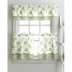 kitchen curtain cherelle herb graden kitchen curtains JZWETLY