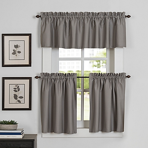 kitchen curtain newport kitchen window curtain tier and valance ATKNNSV