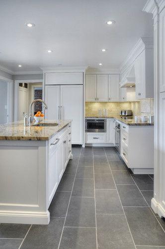 kitchen floor tile best 25+ tile floor kitchen ideas on pinterest | tile floor, white kitchen JKLQFWA