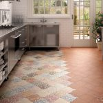 Sensible Choice Kitchen Floor Tiles for Classy Finish