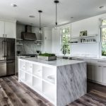 Kitchen Floors For A Picturesque House