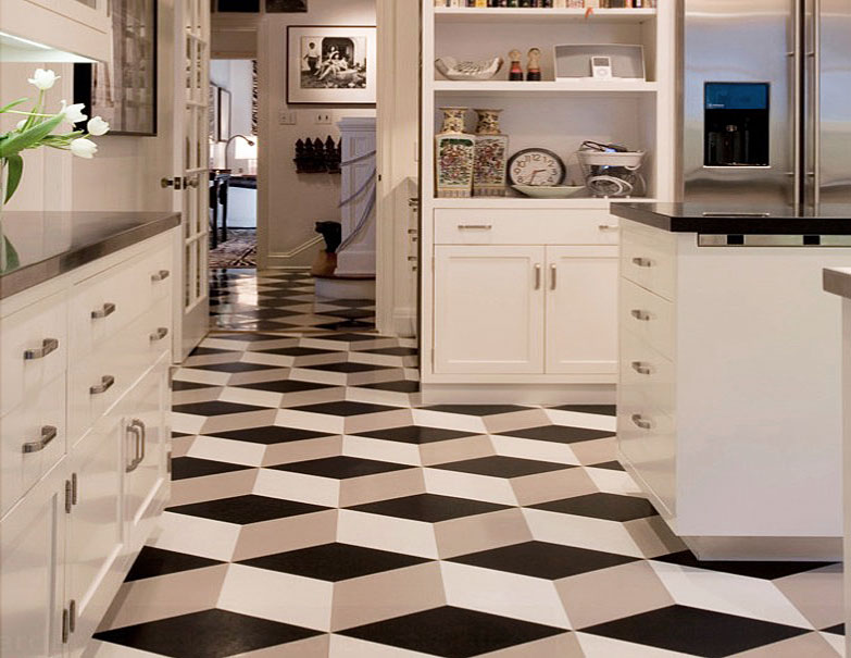 kitchen floors kitchen flooring ideas and materials - the ultimate guide TLPTUXC