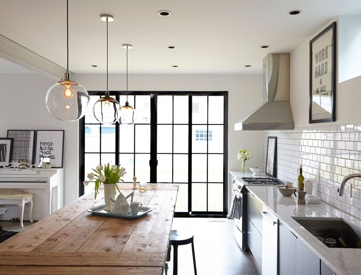 kitchen pendant lights symphony in neutrals - may 2015. pendant lights kitchenisland ... TOZAKAC