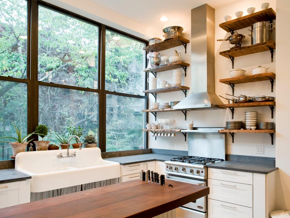 kitchen storage solutions kitchen storage ideas | hgtv DRCQVJJ