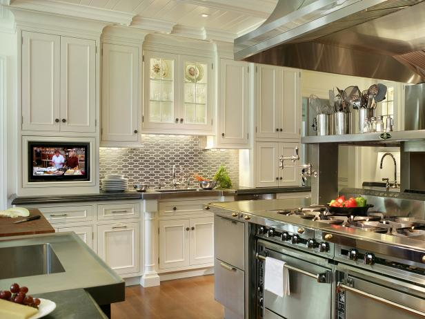 kitchen wall cabinets white transitional chef kitchen with stainless range ZIKGATV