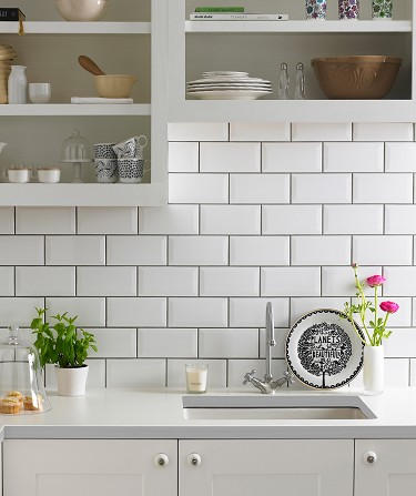 Create Exquisite Effects With Kitchen Wall Tiles Goodworksfurniture