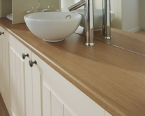 kitchen worktop bullnose matt laminate 28mm worktops with p3 grade moisture resistance BSNDCBO