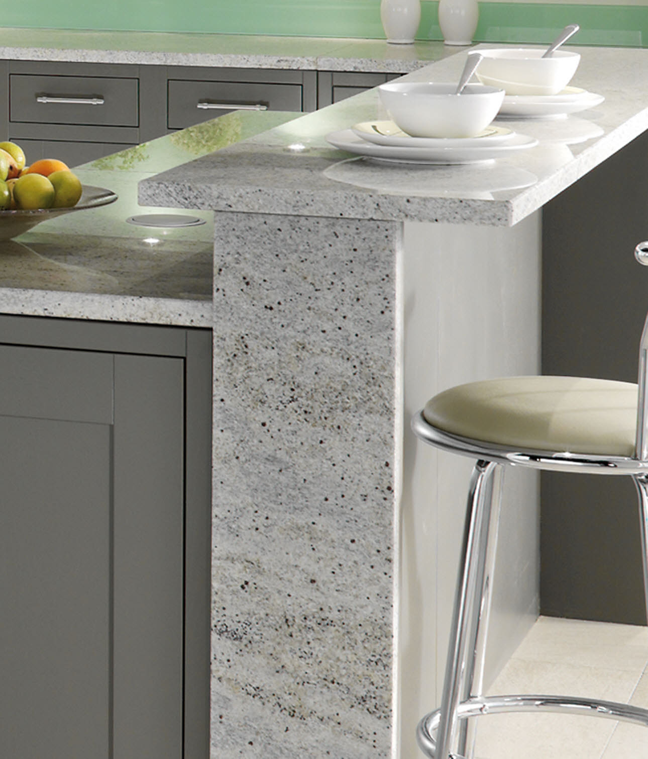 Granite Kitchen Worktops Images: Make Your Cooking Easy With High Featured Kitchen Worktop