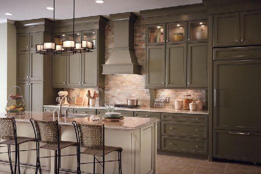 kraftmaid cabinets kraftmaid-kitchen-adrian HZCJDCW