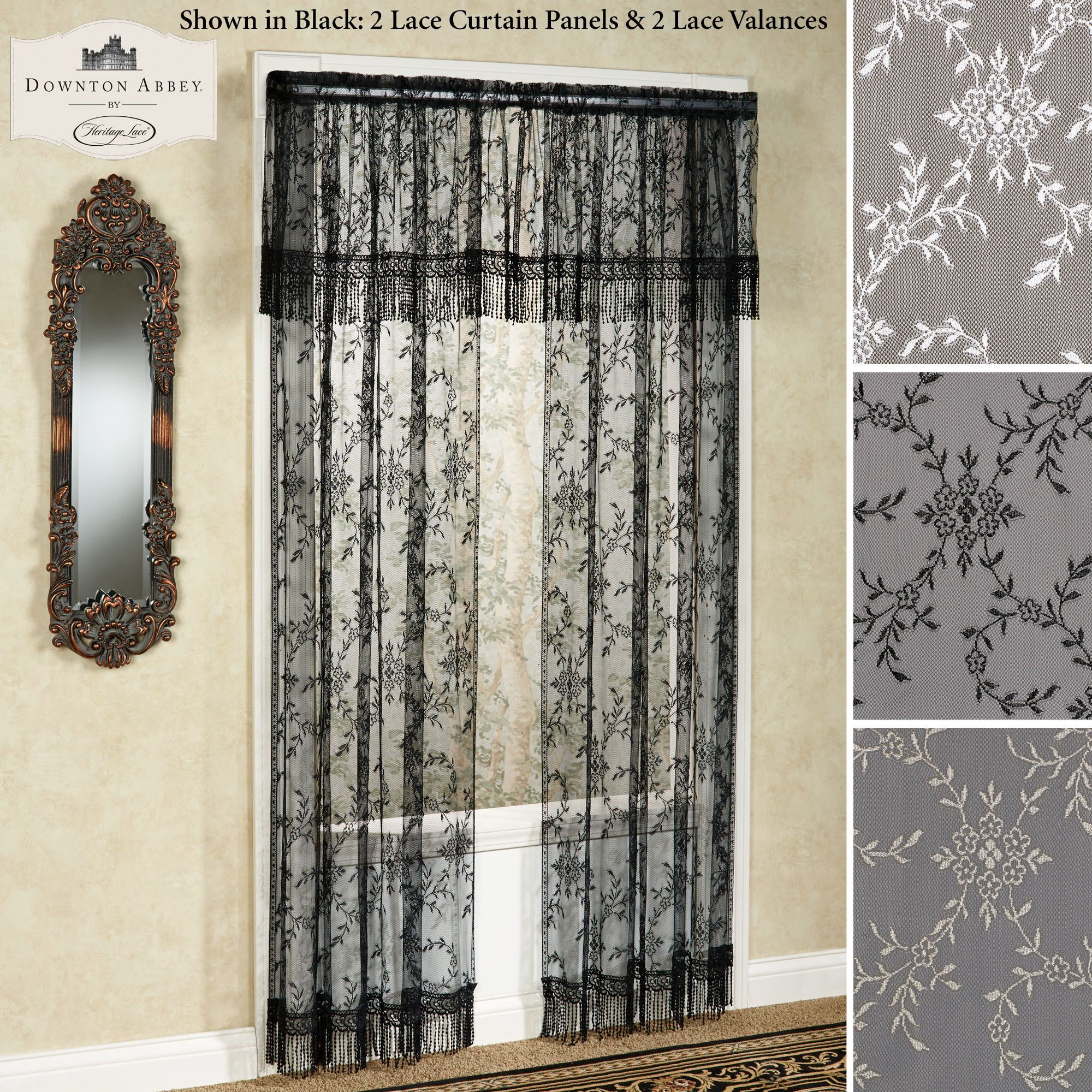 lace curtains yorkshire lace curtain panel KZMHIUR
