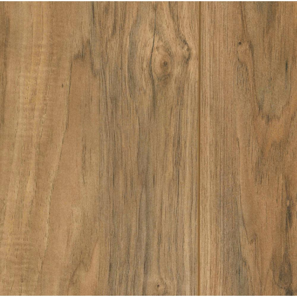 laminate wood flooring lakeshore pecan 7 mm thick x 7-2/3 in. wide x 50 TOLVBRN