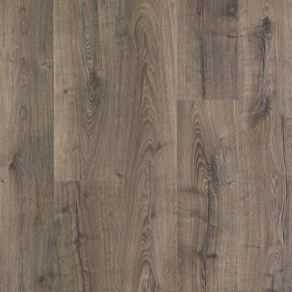 laminate wood flooring outlast+ vintage pewter oak 10 mm thick x 7-1/2 in. wide SACBTDN